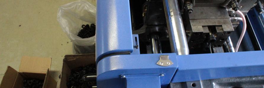 Műanyagfeldolgozás / Injection Moulding